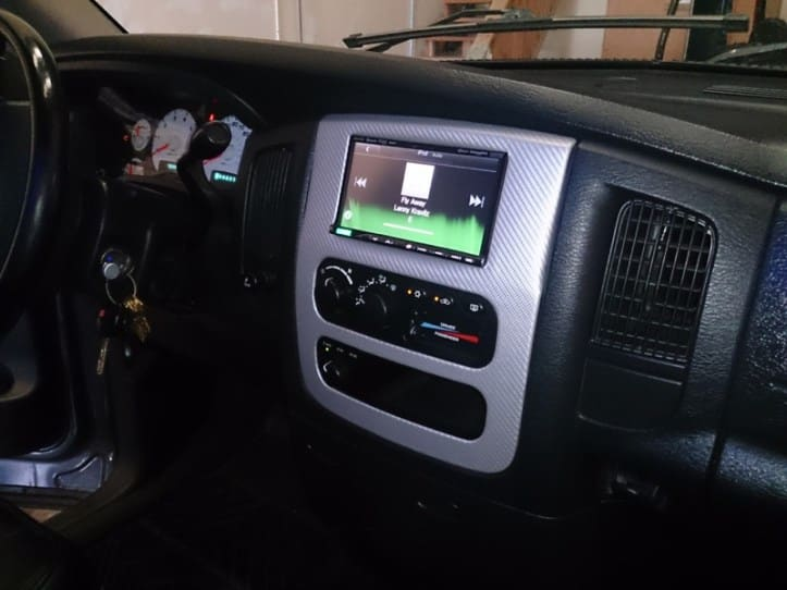 Dodge Ram 1500 Audio System