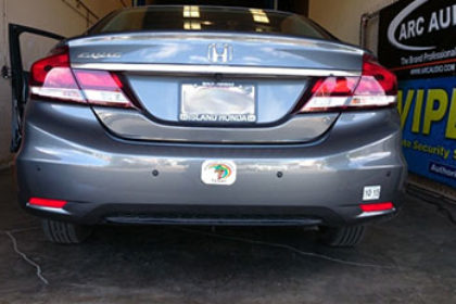 Backup-Sensors-Added-To-Honda-For-Wailuku-Client